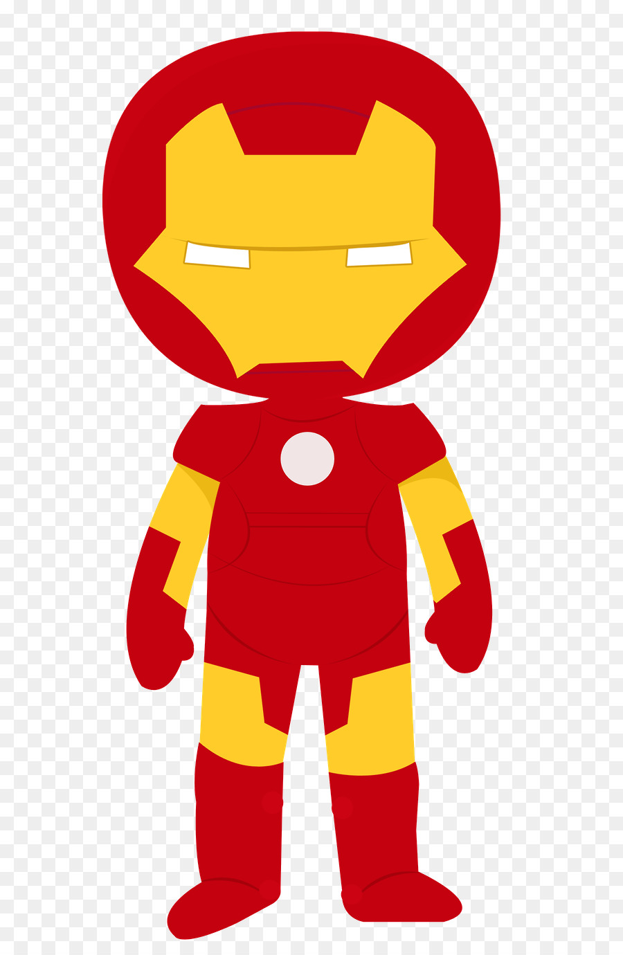 900x1380 Thor Iron Man Superhero Clip Art