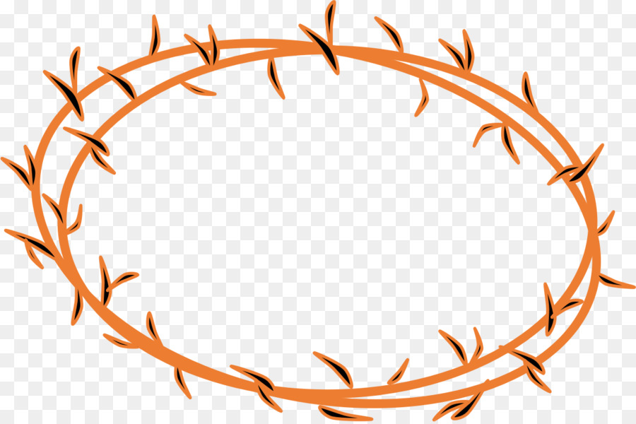 900x600 Crown Of Thorns Thorns, Spines, And Prickles Clip Art