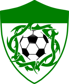 243x296 Thorn Soccer Shield Clip Art