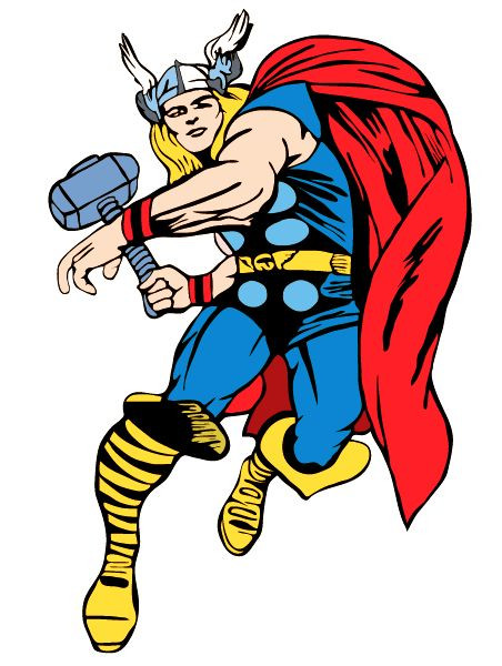 452x600 Thor Hammer Clipart Meme And Quote Inspirations
