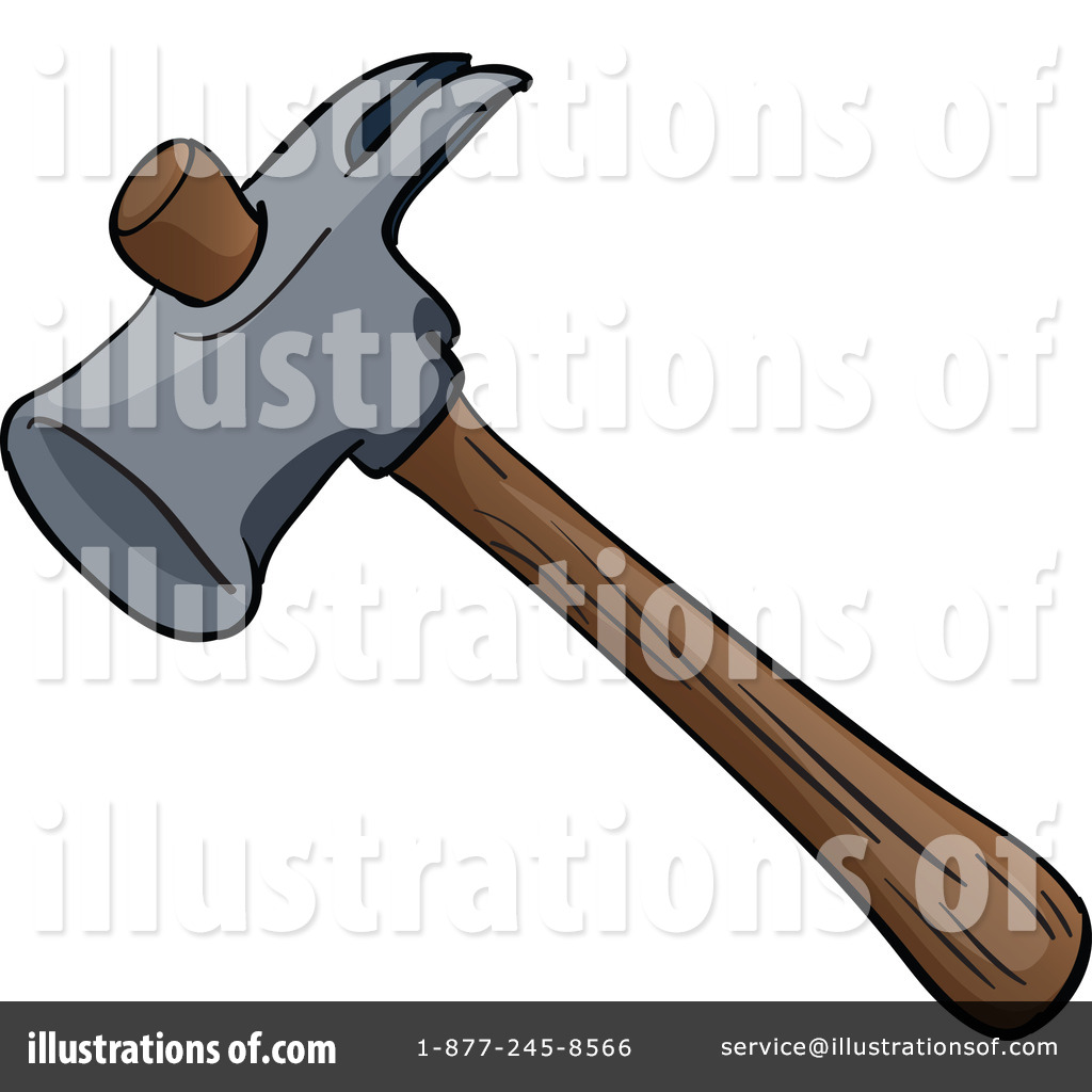 1024x1024 Hammer Clipart