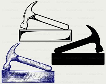 340x270 Vinyl Hammer Etsy