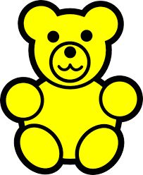 Three Bears Clipart