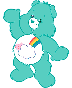 279x341 Free Clipart Care Bears