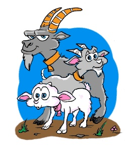 270x290 38 Best 3 Billy Goats Gruff Images On Babies Rooms