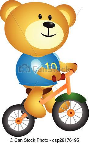 292x470 Bear With Three Cycle