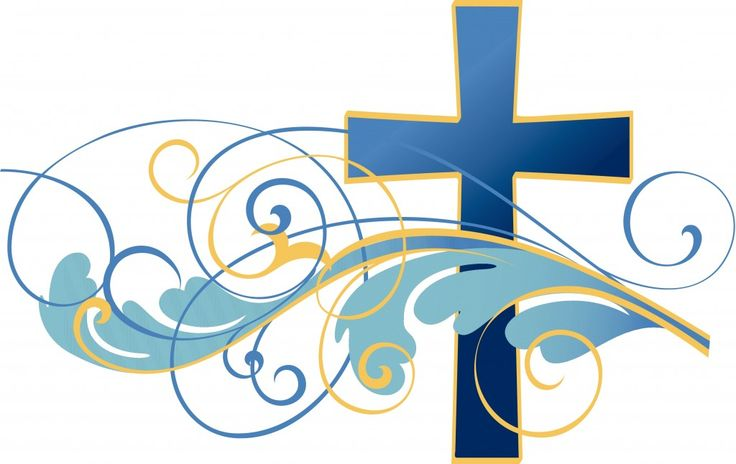 Three Crosses Clipart