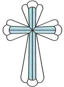 220x299 Cross Clipart