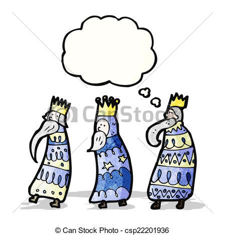 449x470 Three Kings Cartoon Vectors