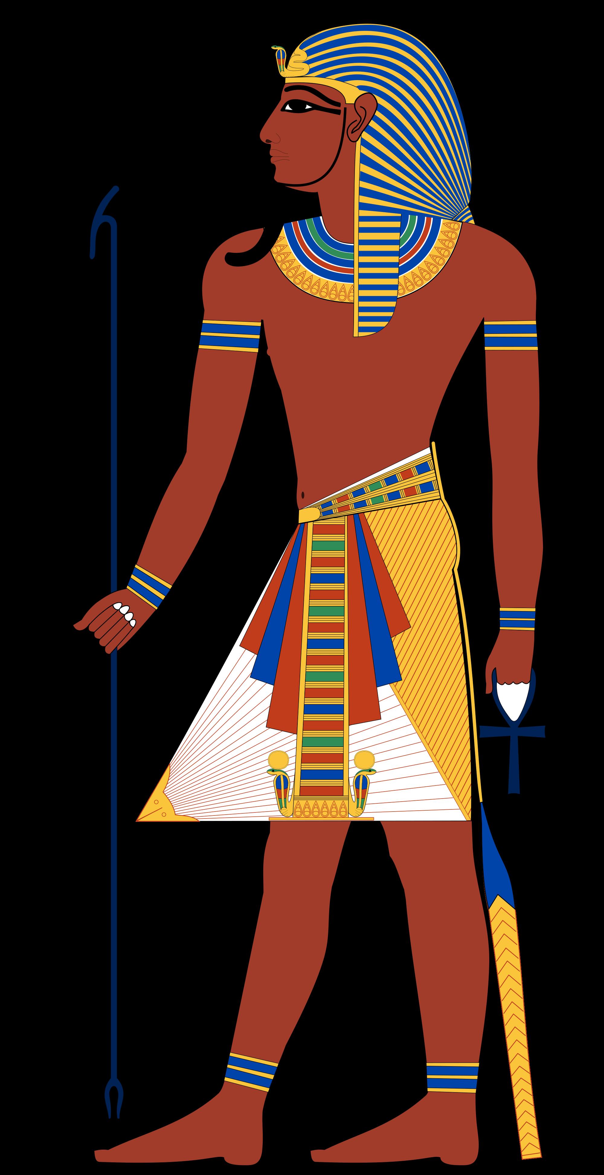 2000x3886 Pharaoh