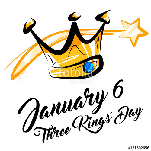 500x500 Three Kings' Day Stock Image And Royalty Free Vector Files