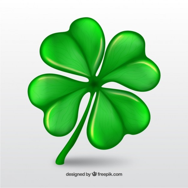 Three Leaf Clover Clipart