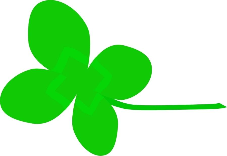 900x620 Four Leaf Clover Clip Art Free Four Leaf Clover Leaves Clover