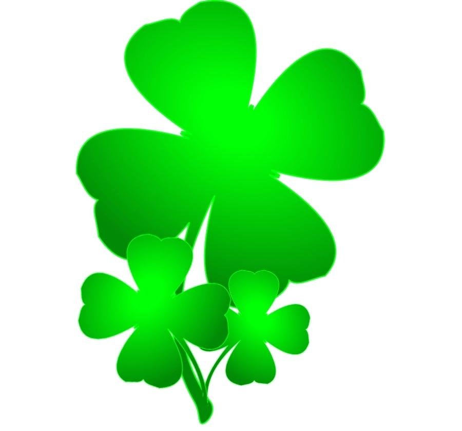 900x840 Four Leaf Clover Clip Art Free Four Leaf Clover Shamrock Clip Art