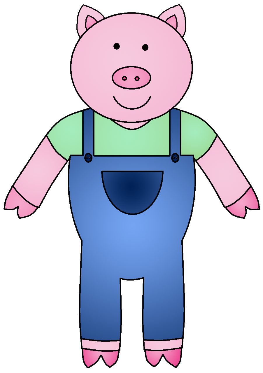 three little pigs clipart at getdrawings com free for personal use rh getdrawings com 3 little pigs clipart black and white the three little pigs clipart