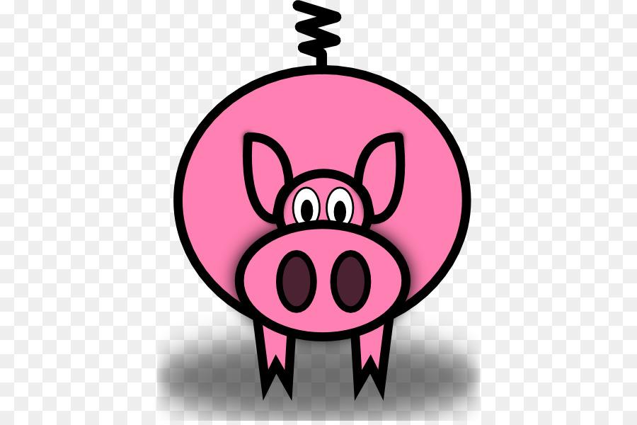 900x600 Domestic Pig Pig Roast The Three Little Pigs Clip Art