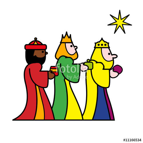 500x500 Three Wise Men With Gifts Stock Photo And Royalty Free Images