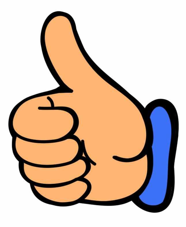 646x789 Thumb Clip Art Clipart