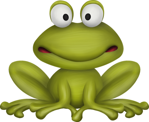 500x410 Thumbelina Clipart Frogs, Clip Art And Snail