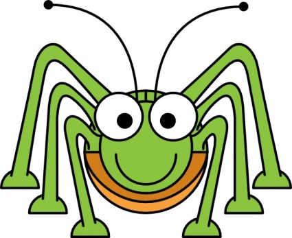 425x347 Awesome To Do Clip Art Grasshopper Vector Clipart Panda Free
