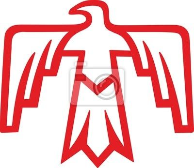 Thunderbird Clipart