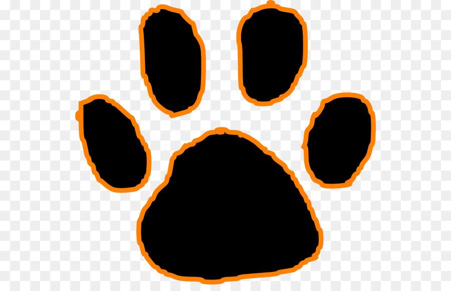 900x580 Tiger Black Panther Cougar Paw Clip Art