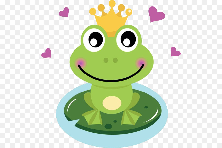 900x600 The Frog Prince Tiana Prince Naveen Clip Art