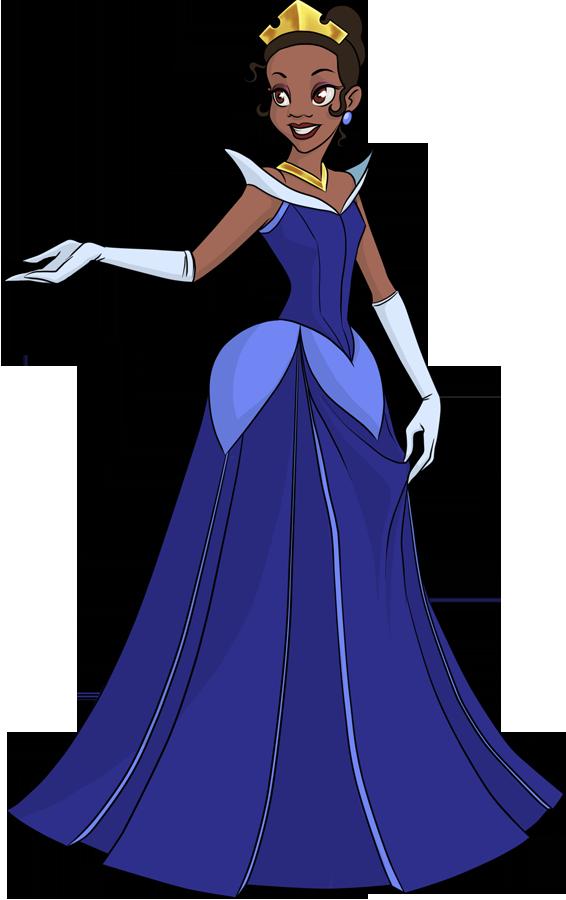 566x900 Blue Dress Clipart Disney Princess