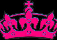 200x140 Tiara Clip Art Pink Tilted Tiara Clip Art