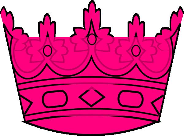 600x442 Crown Clipart Pink Crown