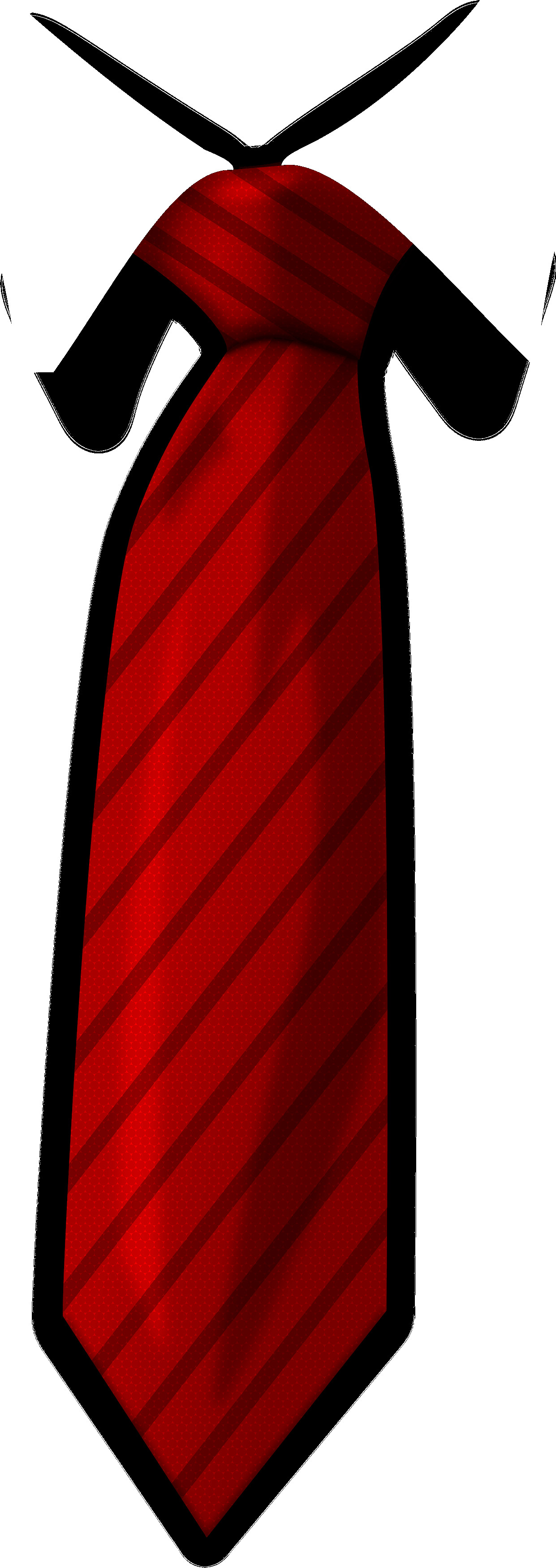 1241x3500 Neckties Free Images At Clkercom Vector Clip Art Ties Blog