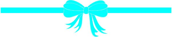 600x131 Tiffany Blue Bow Png Transparent Tiffany Blue Bow.png Images