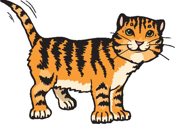 600x428 Cat Clipart