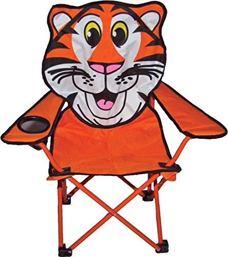 444x500 Childrens Kids Fold Up Folding Chair Garden Beach Camping Frog