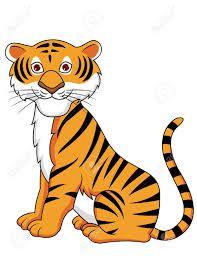 197x256 Resultado De Imagen De Dibujos De Tigres Cuartos De
