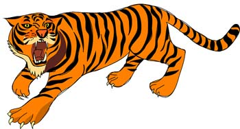 350x188 Tiger Facts For Kids