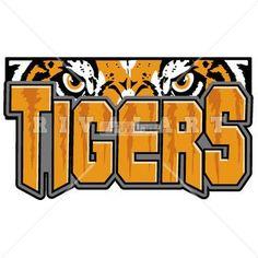 236x236 Tiger Paw Print Clipart