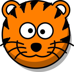 tiger face clipart at getdrawings com free for personal use tiger rh getdrawings com  vector tiger face vector clipart of tiger face