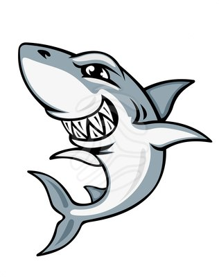 Tiger Shark Clipart