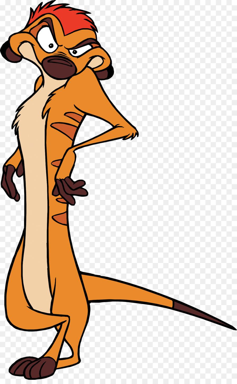 900x1460 Meerkat Timon And Pumbaa Clip Art