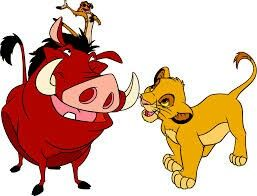 257x196 Timon, Pumba And Simba Favorite Movies Disney And Others