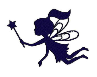 340x270 Tinkerbell Silhouette Clipart