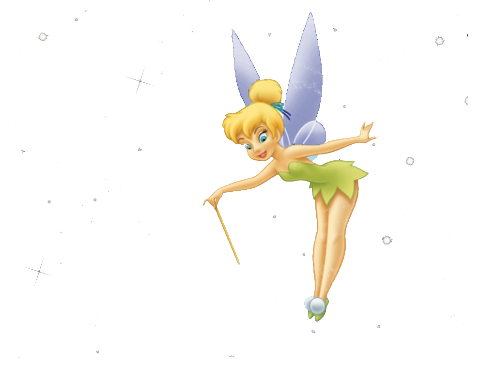 1024x791 Collection Of Tinkerbell Clipart Png High Quality, Free