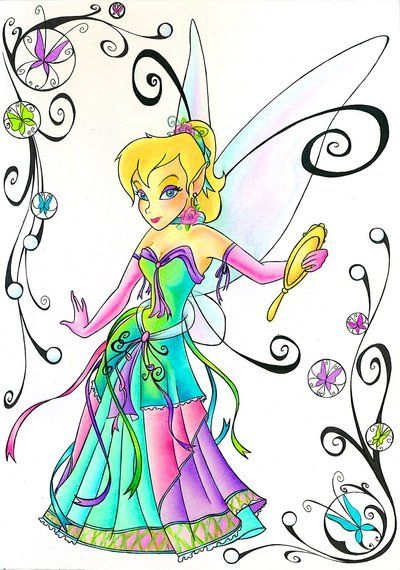 400x570 486 Best Tinker Images On Tinkerbell