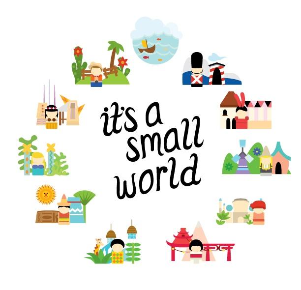 612x590 Small Clipart Small World