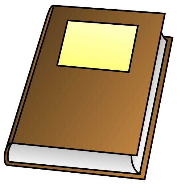 574x600 Book Clipart Small