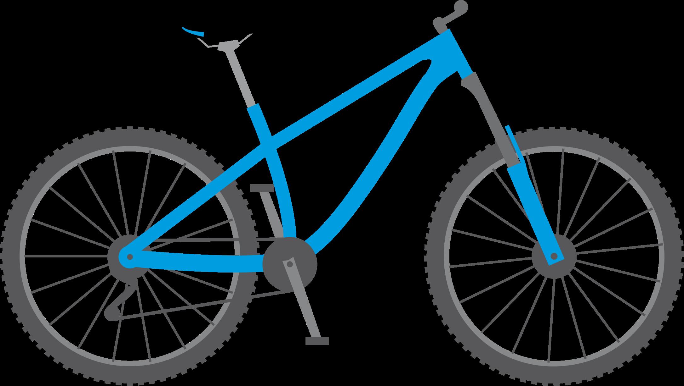 2172x1228 Clip Art Bicycle Clip Art