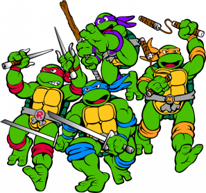 Tmnt Clipart