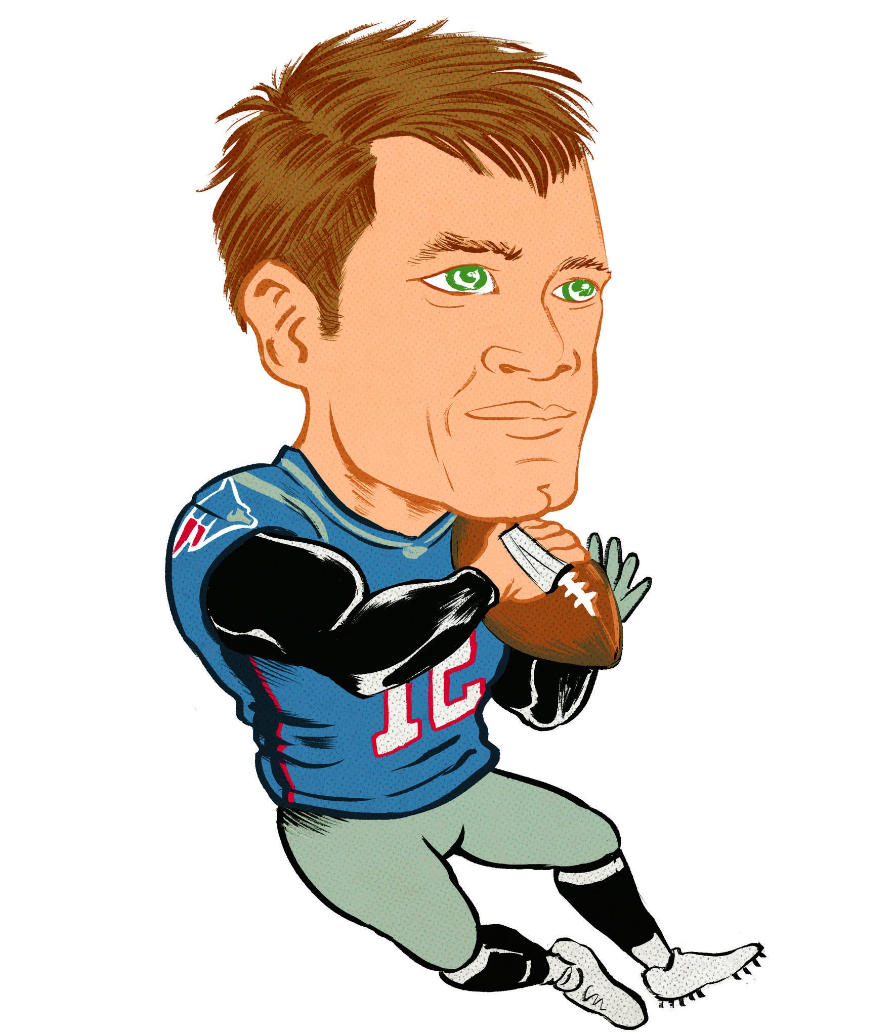1771x2048 It's Not So Easy To Dislike Tom Brady Scribd