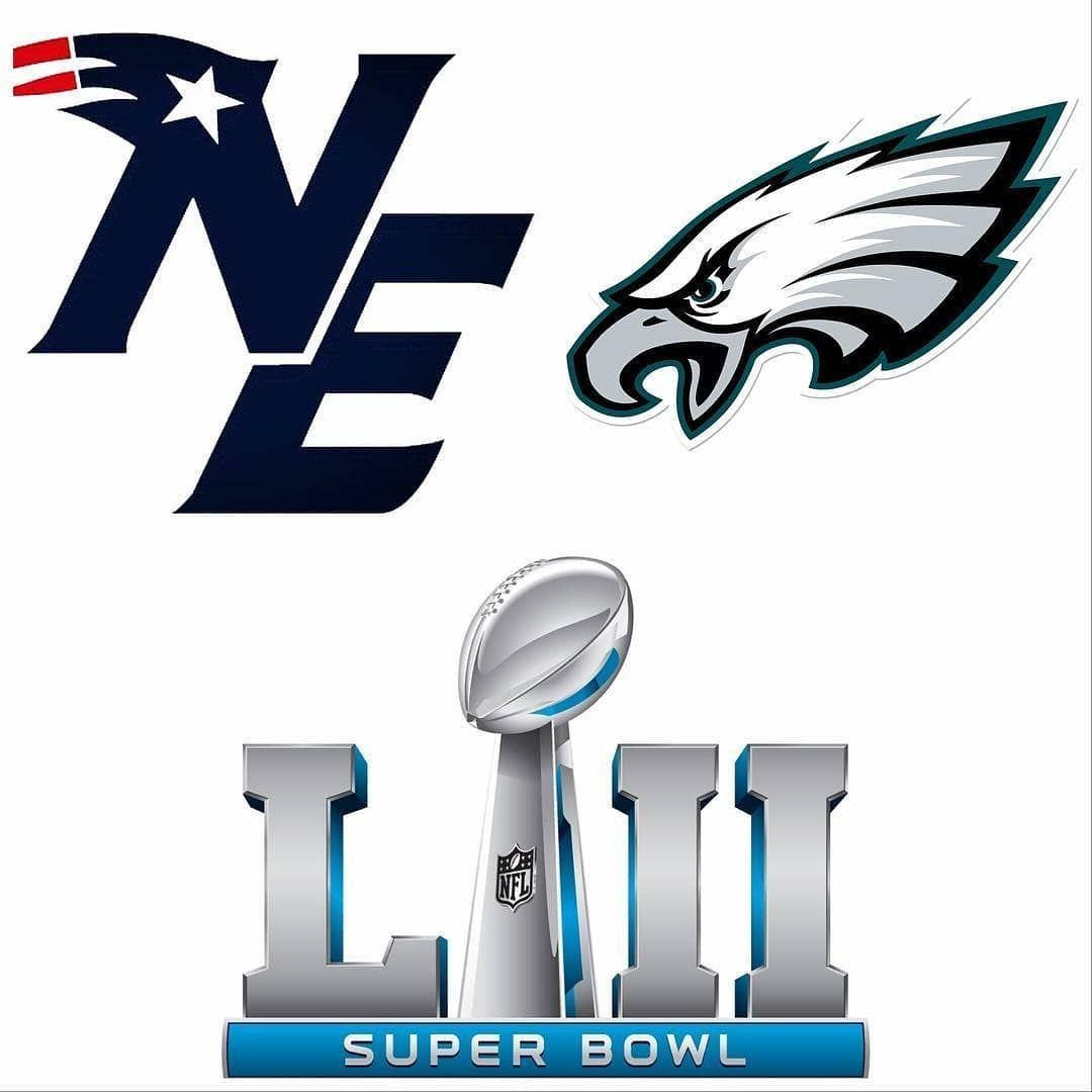 1080x1080 Patriots Vs @philadelphiaeagles In Super Bowl 52! Who You Got